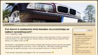 BMW E38 Blog